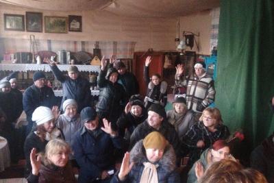 Жители Бронино выбрали проект ППМИ