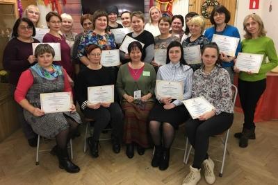 Будущие экскурсоводы Лихославльского района прошли курсы профессиональной подготовки