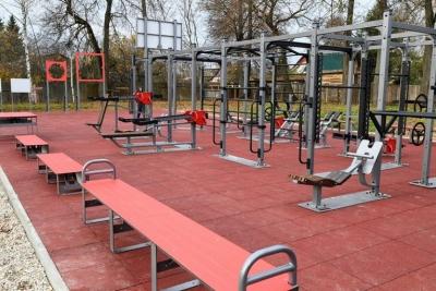 Весной 2020 года на стадионе «Салют» в городе Лихославле будет установлена новая спортивная площадка