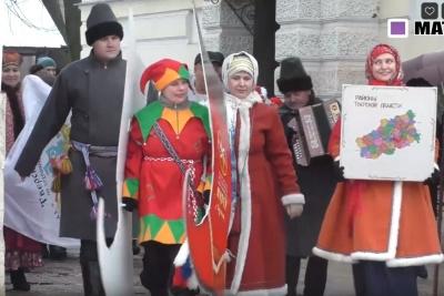 Праздник карельской культуры в Торжке