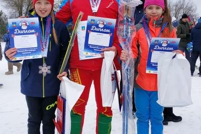 Алина и Лиза – наши чемпионки!