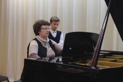 Мастер–класс преподавателя фортепиано ТМК им. Мусоргского Ларисы Сорокиной