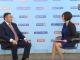 Игорь Руденя в прямом эфире «России 24» рассказал о профилактике распространения коронавируса в Тверской области