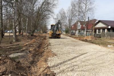 Дороги в Лихославле и районе приведут в нормативное состояние