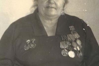 ИМЕНА ПОБЕДЫ: Анастасия Ильинична МОРОЗОВА