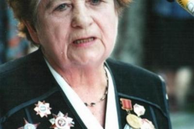 ИМЕНА ПОБЕДЫ: Мария Гавриловна ЗУЕВА
