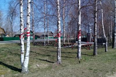 В Кавском сельском поселении идет подготовка к Дню Великой Победы