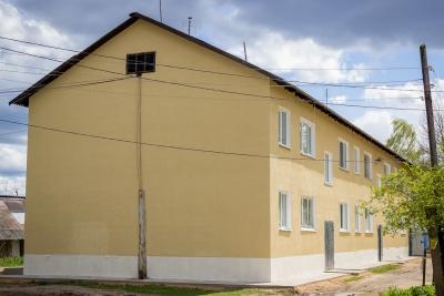 Благодаря капитальному ремонту в Лихославле преображаются многоквартирные дома