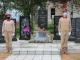 В Микшино прошло торжественное открытие нового мемориального памятника на братском захоронении