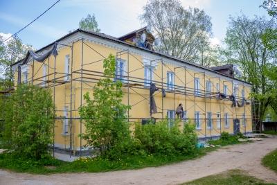 Капитальный ремонт в городе и посёлке