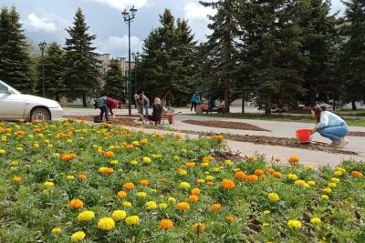 В рамках программы «Комфортная городская среда» в Лихославле продолжается благоустройство
