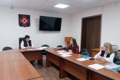 В администрации района прошло заседание комиссии по присуждению премий талантливой молодежи