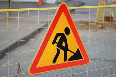 В городе Лихославле начался капитальный ремонт дорожного полотна части улицы Советской