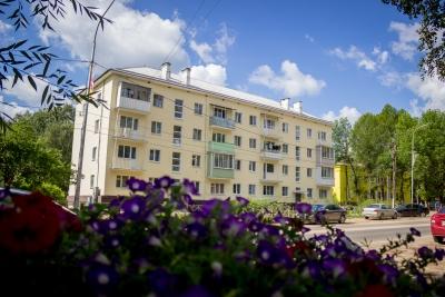 В Лихославльском районе продолжается реализация региональной программы капитального ремонта многоквартирных домов