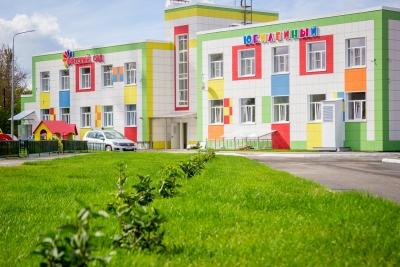 Новый детский сад в Лихославле поставлен на кадастровый учёт