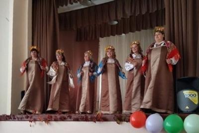 В Сосновицком поселении отметили День пожилого человека