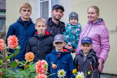 Конкурс на лучшее семейное подворье: болеем за Гусевых!