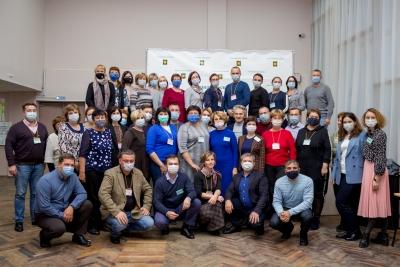 В Лихославле прошла деловая коммуникационная игра-стратегия «Счастливый город»