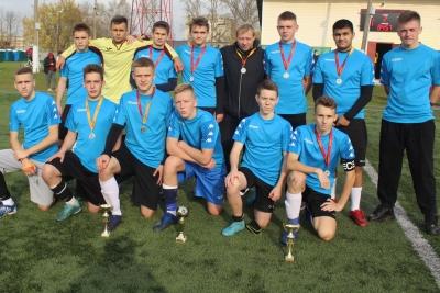 Завершилось Первенство Тверской области по футболу среди юношей 2003-2004 г.р.