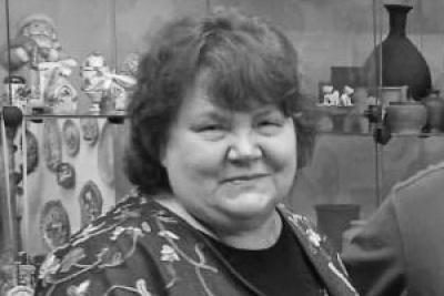 На 63-м году жизни скоропостижно скончалась Валентина Павловна Гулеева