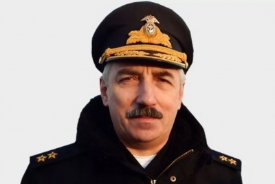 Вице-адмирал на Совете землячества