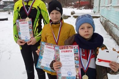 Первые награды лыжного сезона