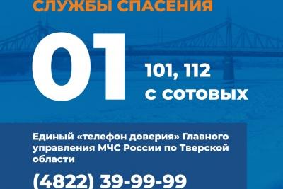 В период с 15 по 16 января на территории Тверской области ожидается аномально-холодная погода