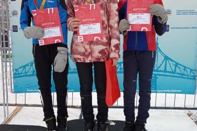 Лихославльские спортсмены вернулись с наградами лыжных гонок, посвященных Всемирному Дню снега