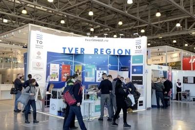 Предприниматели Тверской области представили свою продукцию на международной выставке в Москве
