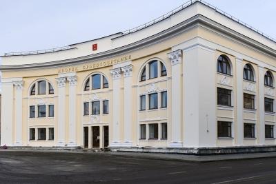 Игорь Руденя проинспектировал ремонт здания нового Дворца бракосочетания Тверской области