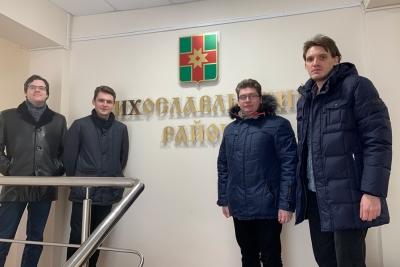 Научная экспедиция в Тверскую Карелию