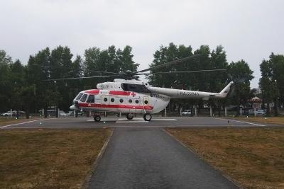 В Тверской области увеличат финансирование работы санитарной авиации