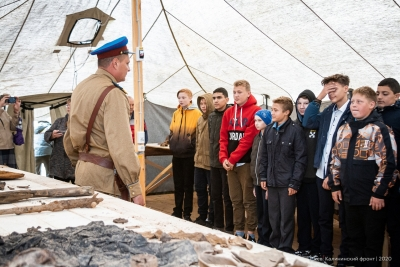 Школьники Тверской области смогут посещать лагерь поисковиков «Ржев. Калининский фронт» каждый день