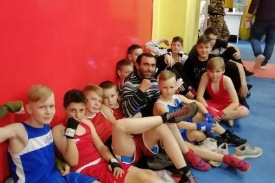 Лихославльские спортсмены показали отличный результат на соревнованиях по боксу в Твери