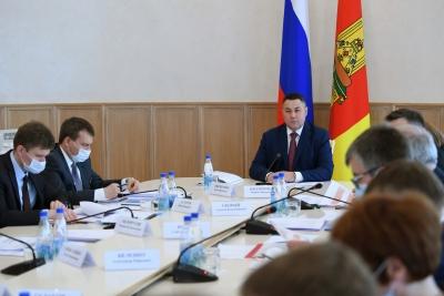 В Тверской области по Программе поддержки местных инициатив в этом году реализуют дополнительно 100 проектов