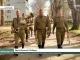 Поздравление ветеранов и празднования Дня Победы в посёлке Калашниково