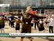В Лихославле прошел городской фестиваль-парад детских садов, посвященный Дню Победы