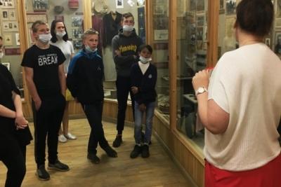 Поход в «Карельский национальный краеведческий музей» г. Лихославль