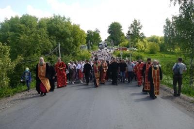 Паломничество на родину Макария Калязинского