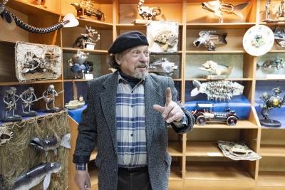 В Осташкове Тверской области открылся «Музей рыбы и не только…»