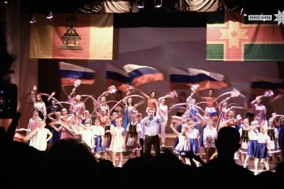 В Лихославле прошли торжества приуроченные ко Дню России, Дню муниципального округа и Дню города