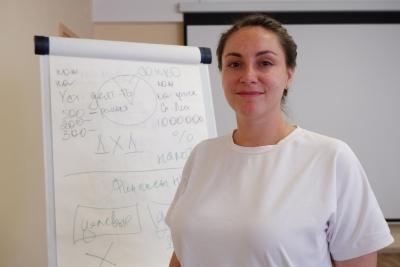 Интересно и с пользой: В Лихославле прошел обучающий семинар «НКО. Гранты. Социальный проект»