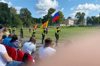 В поселке Калашниково прошло празднование Дня физкультурника