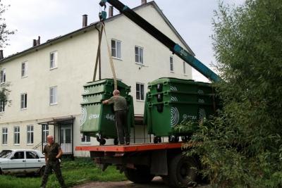 О размещении на территории Лихославльского муниципального округа новых контейнеров для ТКО