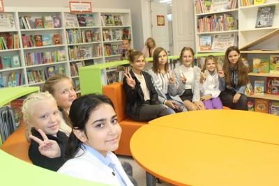 Лихославльская библиотека: чудесная и обновлённая!