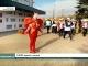 В рамках акции «10000 шагов к жизни» в Лихославле прошла общегородская зарядка