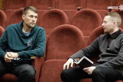 Интервью с капитаном ФК «Лихославль» Сергеем Осиповым