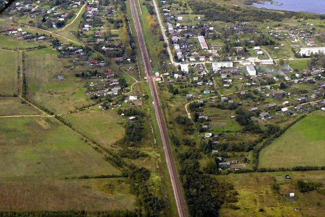 Крючковское сельское поселение