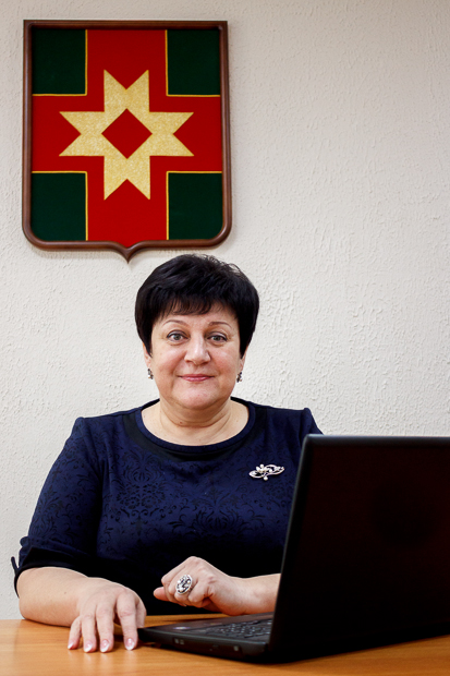 Глава Лихославльского района, Глава Администрации Лихославльского района Виноградова Наталья Николаевна