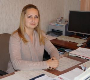 Председатель Собрания депутатов - Самуйлова Ирина Викторовна